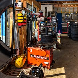 Mechanic shop