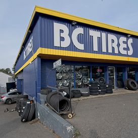 BC Tires Delta Location