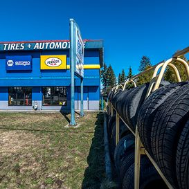 BC Tires Surrey Location